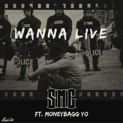 -Wanna Live (feat. Moneybagg Yo) - Single - SMG mp3 download
