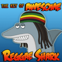 Shark Reggae The Key of Awesome