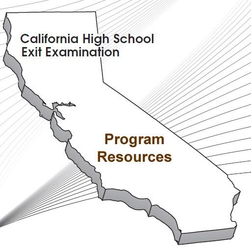 California High School Exit Exam by California Department