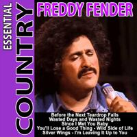 Crying Time Freddy Fender