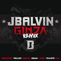 Ginza (Remix) [feat. Yandel, Farruko, Nicky Jam, DeLaGhetto, Daddy Yankee, Zion & Arcángel] J Balvin MP3