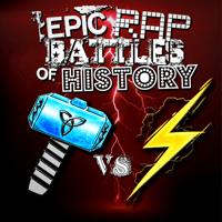 Zeus vs Thor Epic Rap Battles of History