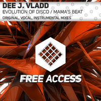 Mama's Beat (Vocal Mix) Dee J. Vladd