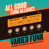 Funk This Jam (Short Cut) [feat. Soul Suit] All Good Funk Alliance