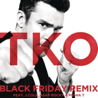 Tko (feat. J Cole, A$AP Rocky & Pusha T) [Black Friday Remix] - Single - Justin Timberlake mp3 download