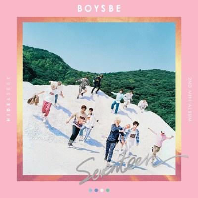 SEVENTEEN - Boys Be - EP