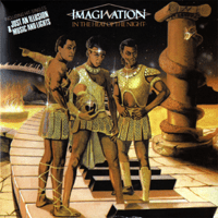 Just an Illusion Imagination