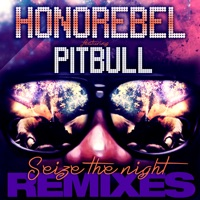 Seize the Night Remixes (feat. Pitbull) - EP - Honorebel mp3 download