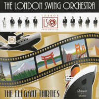Jeeves and Worcester Graham Dalby & The London Swing Orchestra