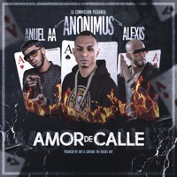 Amor de Calle (feat. Anuel AA & Alexis) - Single - Anonimus mp3 download