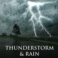 Thunderstorm and Rain Tranquil Music Sound of Nature MP3