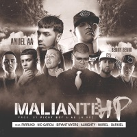 Maliante HP (Remix) [feat. Anuel Aa, Farruko, Almighty, Darkiel, Bryant Myers, Nio Garcia & Noriel] - Single - Benny Benni mp3 download