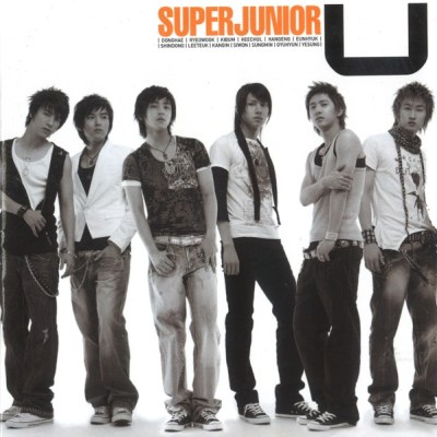 Super Junior - U - Single
