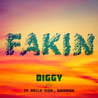 Fakin (feat. Ty Dolla $ign & Omarion) - Single - Diggy mp3 download
