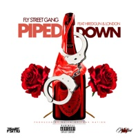 Piped Down (feat. Hired Gun & London) - Single - Fly Street Gang mp3 download