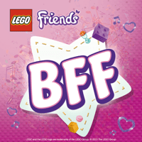 The BFF Song (Best Friends Forever) LEGO Friends