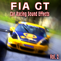 Porsche 911 Gt1 Idles and Shuts off, Recorded from Exhaust The Hollywood Edge Sound Effects Library