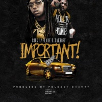Important (feat. Takeoff) - Single - Cook Laflare mp3 download