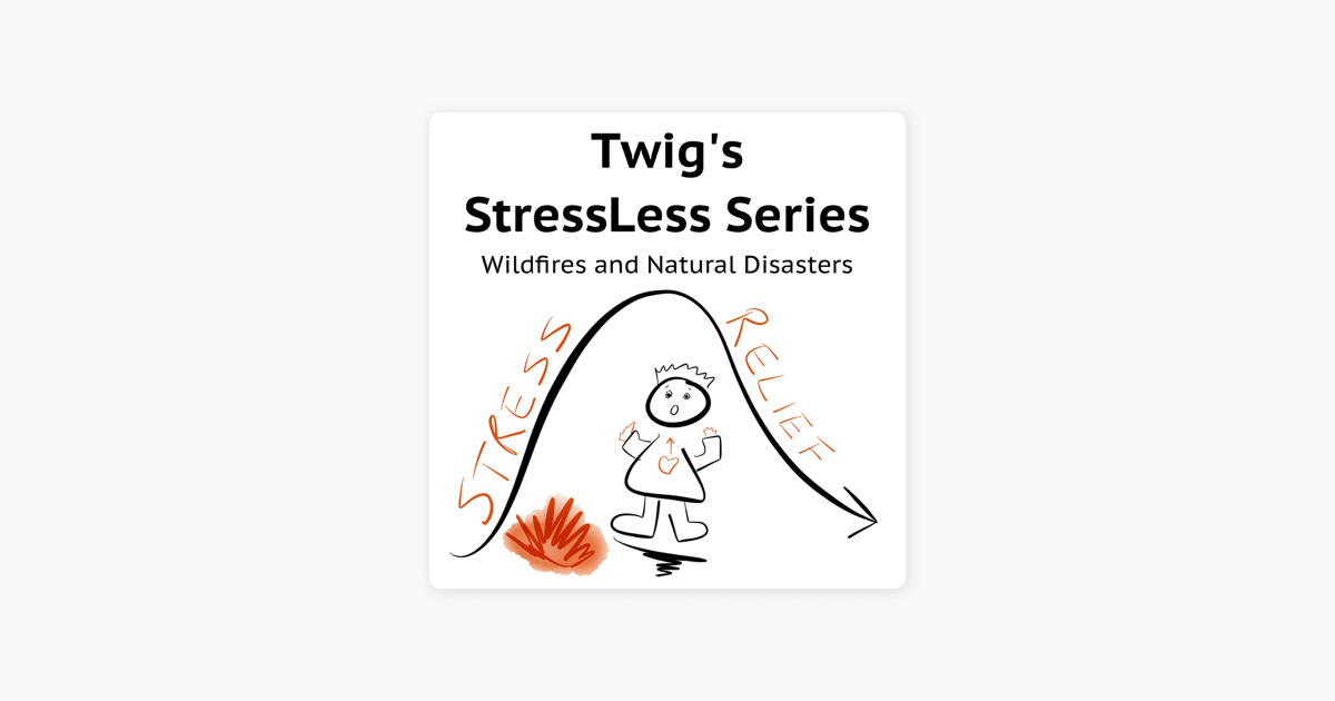 Twig's StressLess Guide for Wildfires and Other Natural