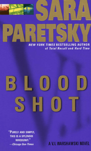 Blood Shot - Sara Paretsky pdf download