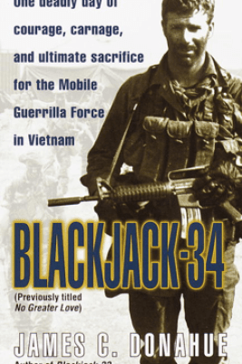 Blackjack-34 (previously titled No Greater Love) - James C. Donahue