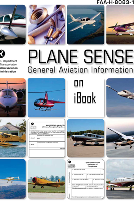 Plane Sense General Aviation Information ... - Federal Aviation Administration (FAA)