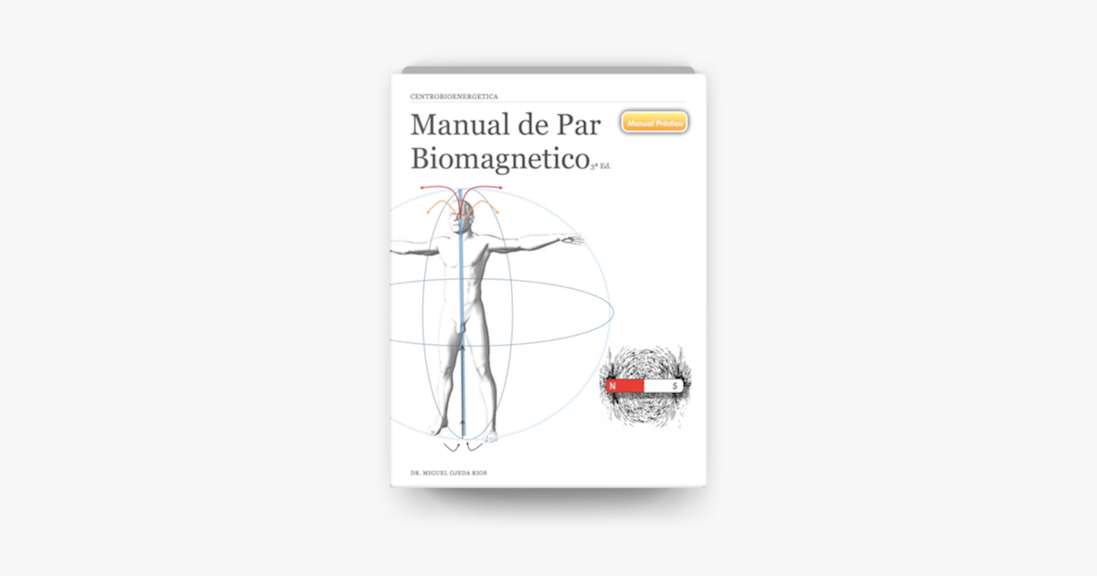 ‎Manual de Par Biomagnetico en Apple Books