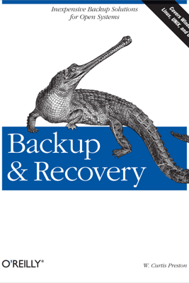 Backup & Recovery - W. Curtis Preston