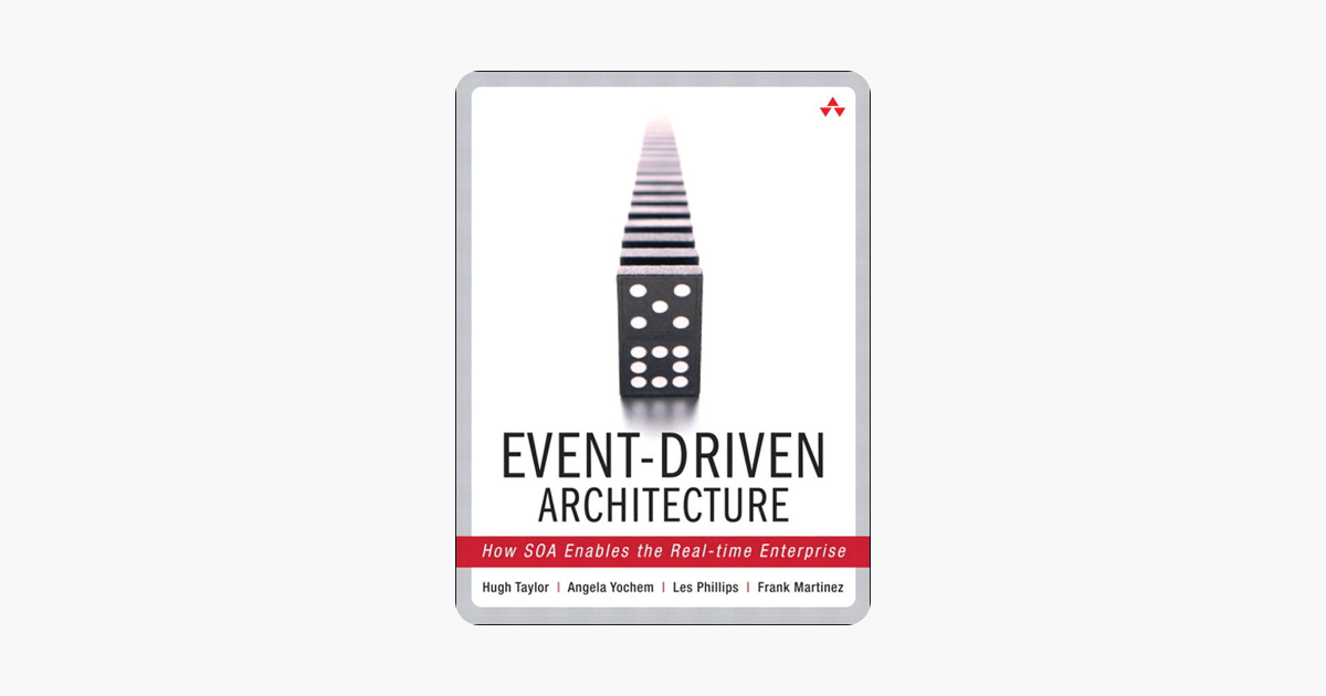 ‎Event-Driven Architecture: How SOA Enables the Real-Time