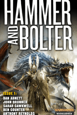 Hammer and Bolter: Issue 1 - Christian Dunn