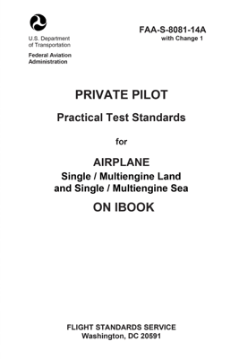 Private Pilot Practical Test Standards fo... - Federal Aviation Administration (FAA)