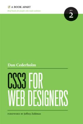 CSS3 for Web Designers - Dan Cederholm