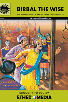 Birbal the Wise - Amar Chitra Katha