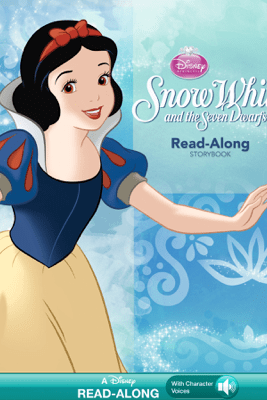 Snow White and the Seven Dwarfs Read-Along Storybook - Disney Book Group