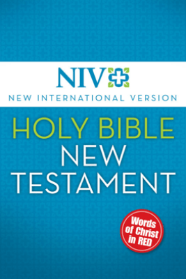 NIV, Holy Bible, New Testament, eBook, Red Letter Edition - Zondervan