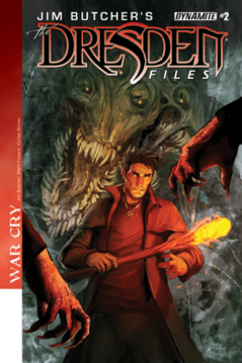 Jim Butcher's The Dresden Files: War Cry #2 - Jim Butcher, Mark Powers & Carlos Gomez