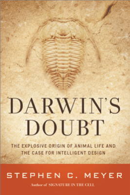Darwin's Doubt - Stephen C. Meyer