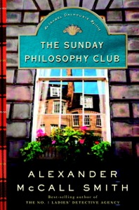 The Sunday Philosophy Club - Alexander McCall Smith pdf download