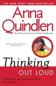 Thinking Out Loud - Anna Quindlen pdf download