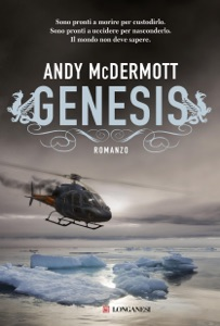 Genesis - Andy McDermott pdf download