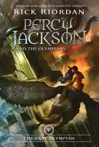 The Last Olympian (Percy Jackson and the Olympians, Book 5) - Rick Riordan pdf download