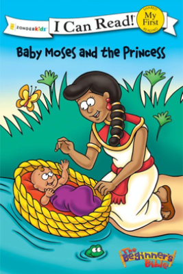 The Beginner's Bible Baby Moses and the Princess - Various Authors