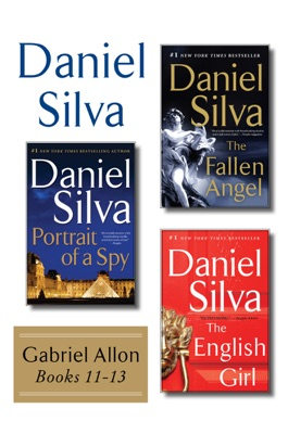 Daniel Silva's Gabriel Allon Collection, Books 11 - 13 - Daniel Silva pdf download