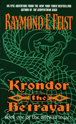 Krondor the Betrayal - Raymond E. Feist pdf download