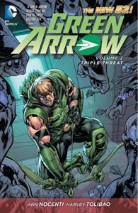 Green Arrow Vol. 2: Triple Threat - Ann Nocenti, Harvey Tolibao & Steve Kurth pdf download
