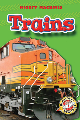 Trains - Mary Lindeen