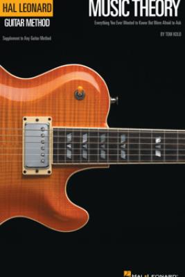 Music Theory for Guitarists - Tom Kolb