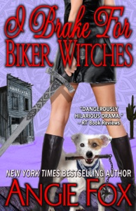 I Brake for Biker Witches - Angie Fox pdf download