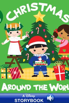 Disney It's A Small World:  Christmas Around the World - Disney Book Group