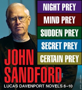 John Sandford Lucas Davenport Novels 6-10 - John Sandford pdf download